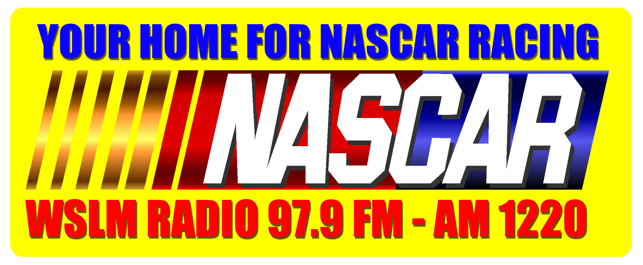 Your Kentuckiana NASCAR station