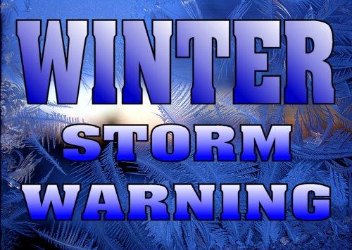 ISP Warns of Coming Winter Storm | WSLM RADIO